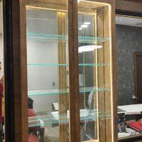 Arredamento Barber Shop Crew Albano - Wood Design