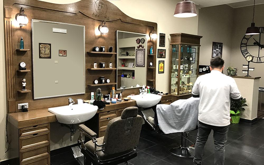 Mosca Barber
