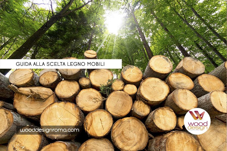legno massiccio | tipi di legno per mobili